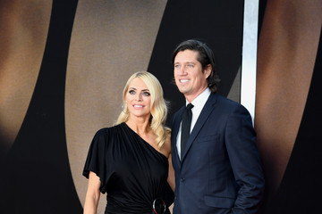 """Tess Daly """"No Time To Die"""" World Premiere - Red Carpet Arrivals"""