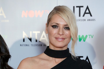 Tess Daly National Television Awards - Press Room