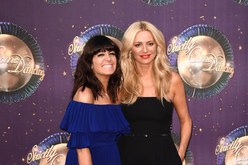 Tess Daly Strictly Come Dancing 2017 - Red Carpet Launch
