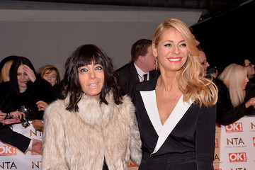 Tess Daly Arrivals at the National Television Awards