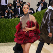 Tessa Thompson The 2021 Met Gala Celebrating In America: A Lexicon Of Fashion - Arrivals