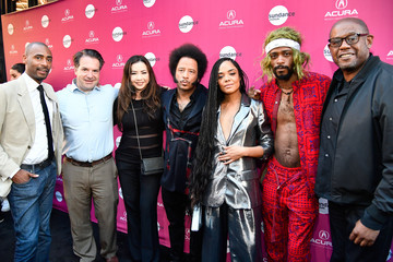 Tessa Thompson Sundance Institute At Sundown Summer Benefit