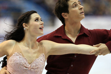 Tessa Virtue Skate Canada - Day Two