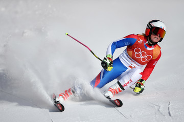 Tessa Worley Alpine Skiing - Winter Olympics Day 6