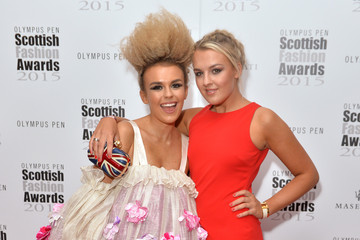 Tessie Hartmann Scottish Fashion Awards - Red Carpet Arrivals