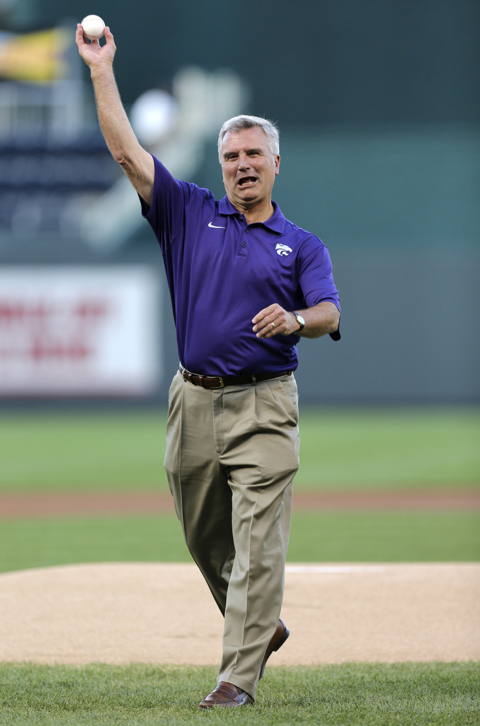 Bruce Weber Photos Photos - Texas Rangers v Kansas City ... Bruce Weber