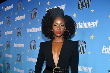 Teyonah Parris Entertainment Weekly Hosts Its Annual Comic-Con Bash - Arrivals