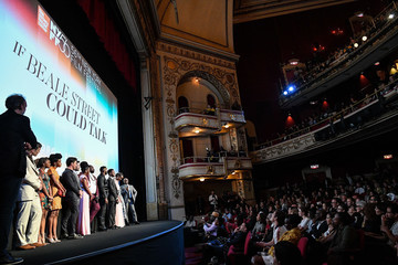 Teyonah Parris 56th New York Film Festival - 'If Beale Street Could Talk' - Q&A