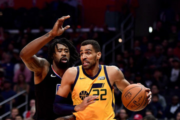 Thabo Sefolosha Utah Jazz v Los Angeles Clippers