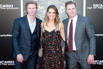 Thad Luckinbill Premiere Of Columbia Pictures' 'Sicario: Day Of The Soldado' - Arrivals