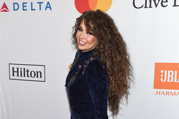 Thalia Grammy Salute To Industry Icons Honoring Jay-Z - Arrivals