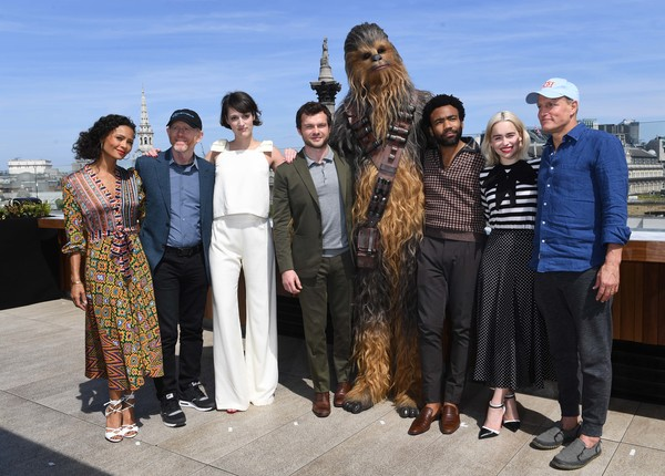 'Solo: A Star Wars Story' - Photocall