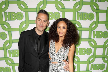 Thandie Newton HBO's Official Golden Globe Awards After Party - Arrivals