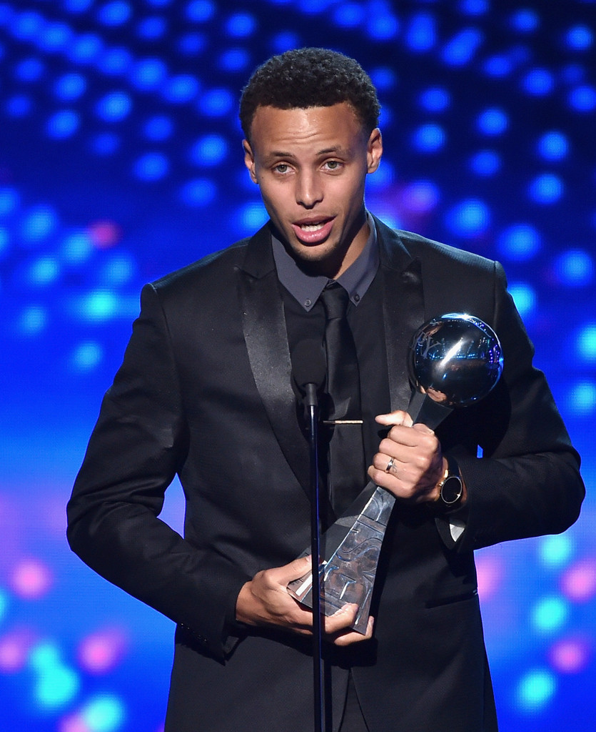 Stephen Curry Photos Photos The 2015 ESPYS Zimbio