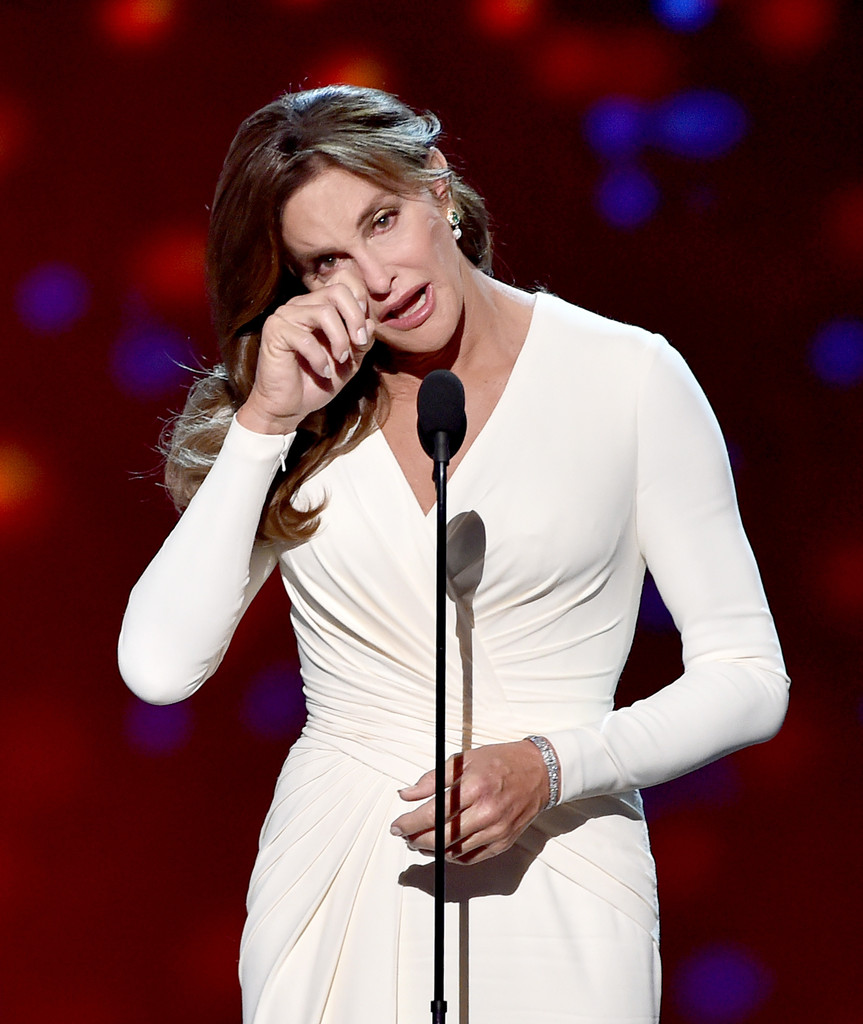 """Caitlyn Jenner Accepts Arthur Ashe Courage Award at ESPYS, Says Life Mission is to """"Reshape the Landscape of How Trans People are Viewed"""""""