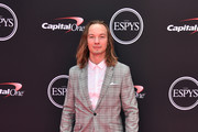 American freestyle skier David Wise attends The 2018 ESPYS at Microsoft Theater on July 18, 2018 in Los Angeles, California.