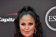 Laila Ali attends The 2018 ESPYS at Microsoft Theater on July 18, 2018 in Los Angeles, California.