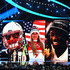 Zachary Levi Photos - (L-R) Zachary Levi listens to Rob Gronkowski, Lindsey Vonn, and Dwyane Wade accept the Best Moment awards onstage during The 2019 ESPYs at Microsoft Theater on July 10, 2019 in Los Angeles, California. - Zachary Levi Photos - 7 of 1749