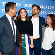 Joshua Jackson and Maura Tierney Photos