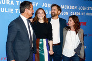 Joshua Jackson and Maura Tierney Photos Photo