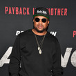 The-Dream 'BREAKING IN' Star And Producer Gabrielle Union, & Producer Will Packer Attend A Private Screening At Regal Atlantic Station In Atlanta