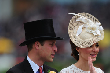 The Duchess of Cambridge Royal Ascot 2016: Day Two