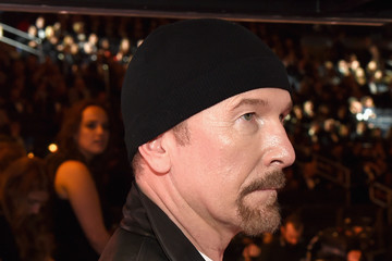 The Edge 60th Annual GRAMMY Awards - Backstage