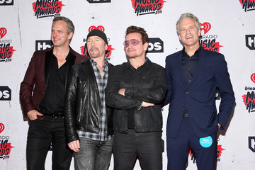 The Edge iHeartRadio Music Awards - Press Room