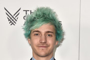 Ninja attends The 2018 Game Awards at Microsoft Theater on December 06, 2018 in Los Angeles, California.