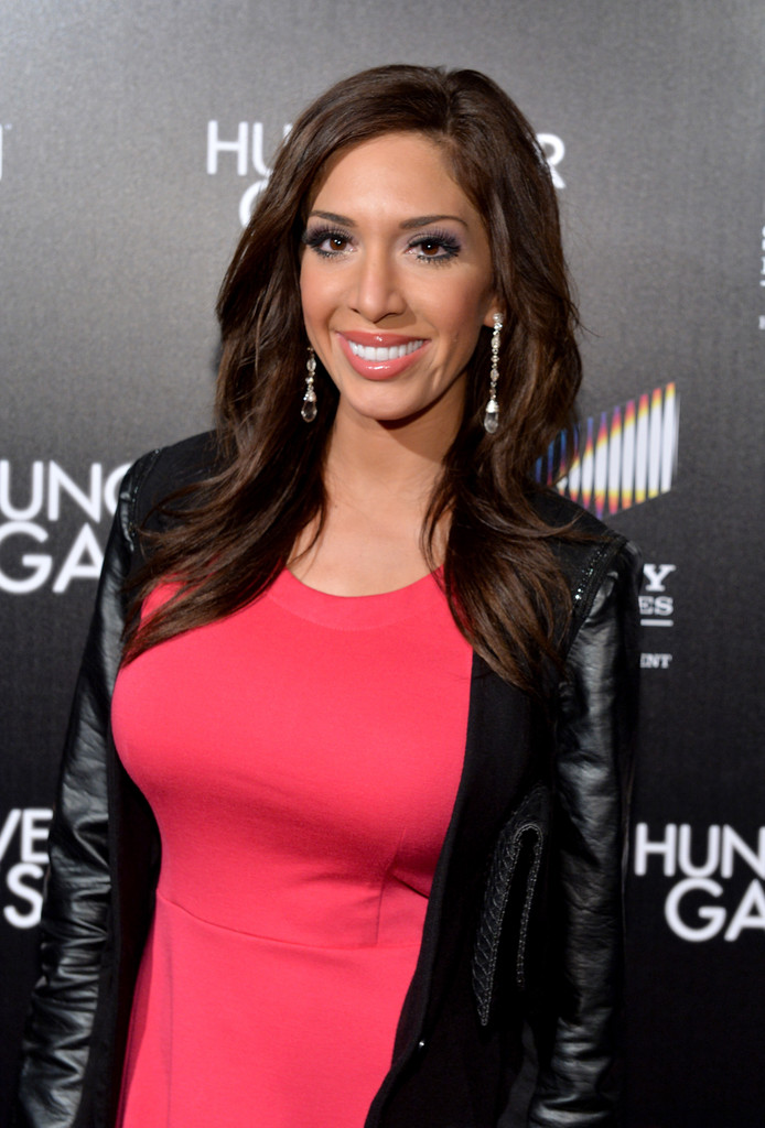 Farrah Abraham to Daughter: Time to Look and Dress Like Me