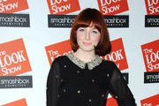 Alice Levine attends The Look Show in association with Smashbox Cosmetics  at Royal Courts of Justice, Strand on October 6, 2012 in London, England.
