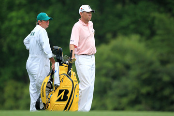 Jeff Weber The Masters - Round Two