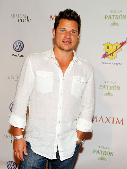 Singer Nick Lachey attends the 2010 Maxim Party at The Raleigh on February 6, 2010 in Miami, Florida.