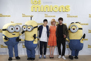 'The Minions' Madrid Photocall