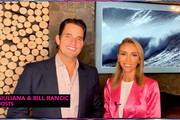 In this screengrab Bill Rancic and Giuliana Rancic speak during The Pink Agenda's Virtual Gala on October 08, 2020 in UNSPECIFIED, United States - Region AMER.