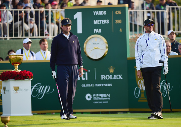 The Presidents Cup - Round Three - 40 of 317