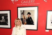 Nancy Sinatra attends The Sinatra Experience at Morrison Hotel Gallery on March 5, 2015 in New York City.