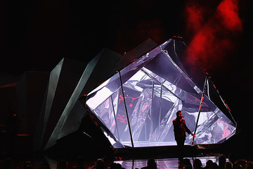 The Weeknd 2016 American Music Awards - Show