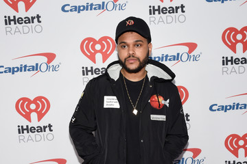 The Weeknd 2017 iHeartRadio Music Festival - Night 1 - Red Carpet