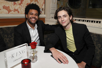 The Weeknd Netflix 'The King' NY Special Screening