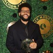 The Weeknd Black Music Action Coalition Hosts Music In Action Awards Ceremony - Arrivals
