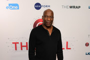Director John Singleton speaks onstage at TheWrap's 8th Annual TheGrill at Montage Beverly Hills on October 2, 2017 in Beverly Hills, California.