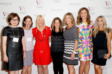 Thea Andrews Visionary Women Presents 'Cherie Blair In Conversation with Mary Hart'