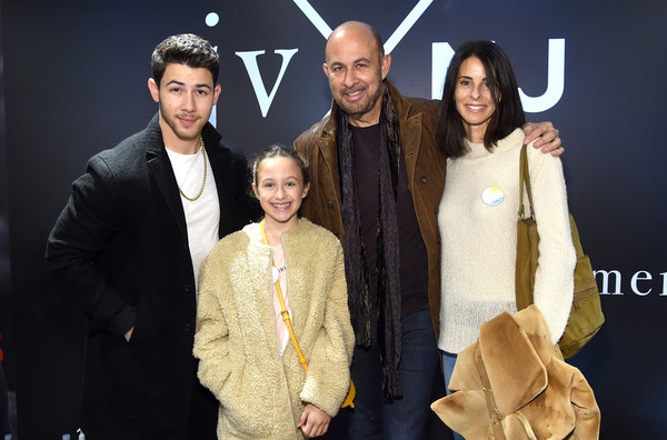 Nick Jonas And John Varvatos Meet And Greet JVxNJ Fans At Macy's Herald Square In New York City