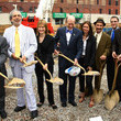 Patricia E. Harris Theatre For A New Audience's Classical Theater Groundbreaking Ceremony