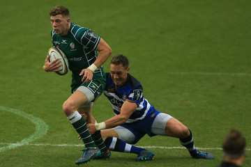 Theo Brophy Clews London Irish v Bath - Anglo-Welsh Cup