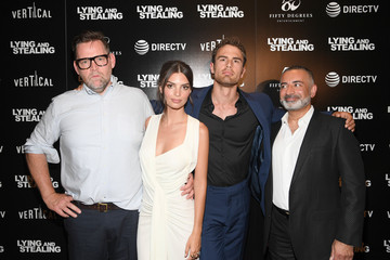 """Theo James """"Lying And Stealing"""" New York Screening"""