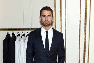 Theo James Jason Wu and Friends Celebrate the New Chapter of Boss the Scent