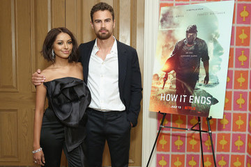 Theo James 'How It Ends' New York City Screening