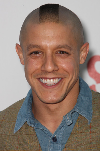Theo rossi photos photos screening for fx s quot sons of anarchy quot season